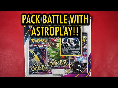 Pack Battle with Astroplay!! Ancient Origins Blister Pack!