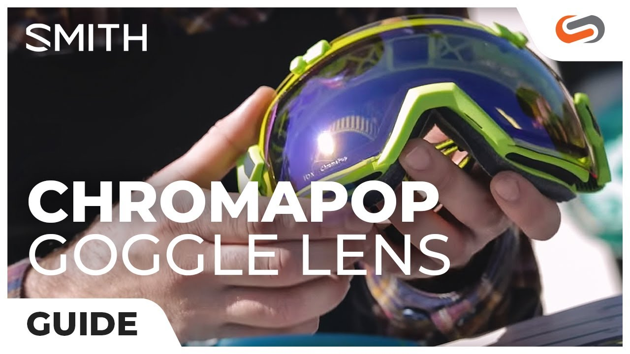 5df24ac7abc1  SMITH  Chromapop  SnowboardingGoggles