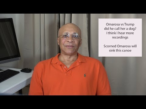 Omarosa owns Trump