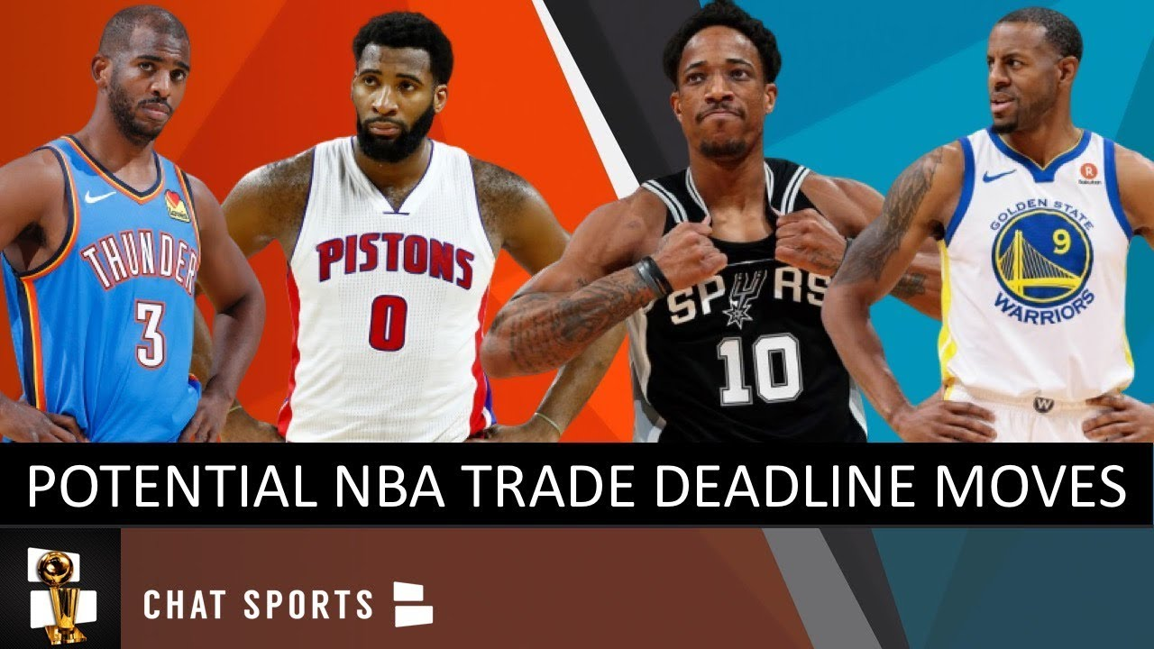 Nba Trade Rumors 5 Blockbuster Trades That Could Happen At The 2020 Nba Trade Deadline