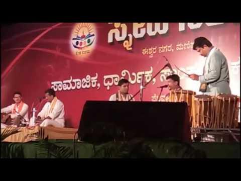 Patla Sathish Shetty and Raghavendra Mayya  Yakshagana Jugalbandi