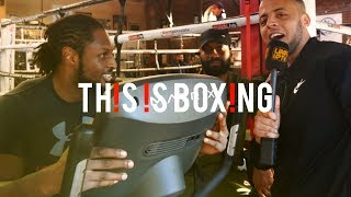 This is Boxing - Craig Richards (Ep.2) | Link Up TV