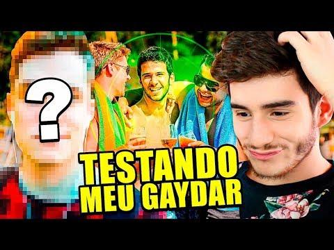 GAY X HÉTERO - TESTANDO MEU GAYDAR 🏳️🌈 | Klébio Damas