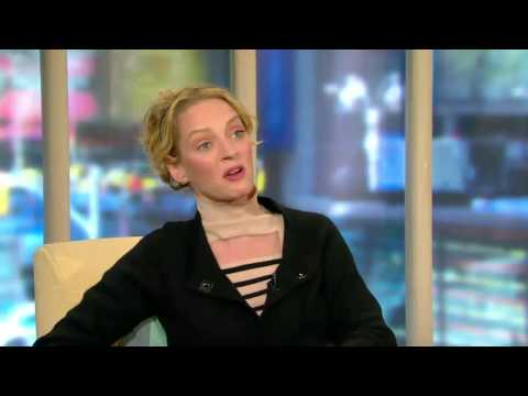Uma Thurman on 'Motherhood'