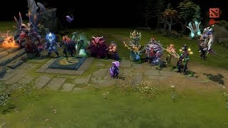 Dota 2: The International 2015 Collector's Cache Overview