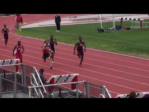 Louisville 21 Apr 2013 - 4x100m (M) - Lenny Lyles/Clark Wood Invite