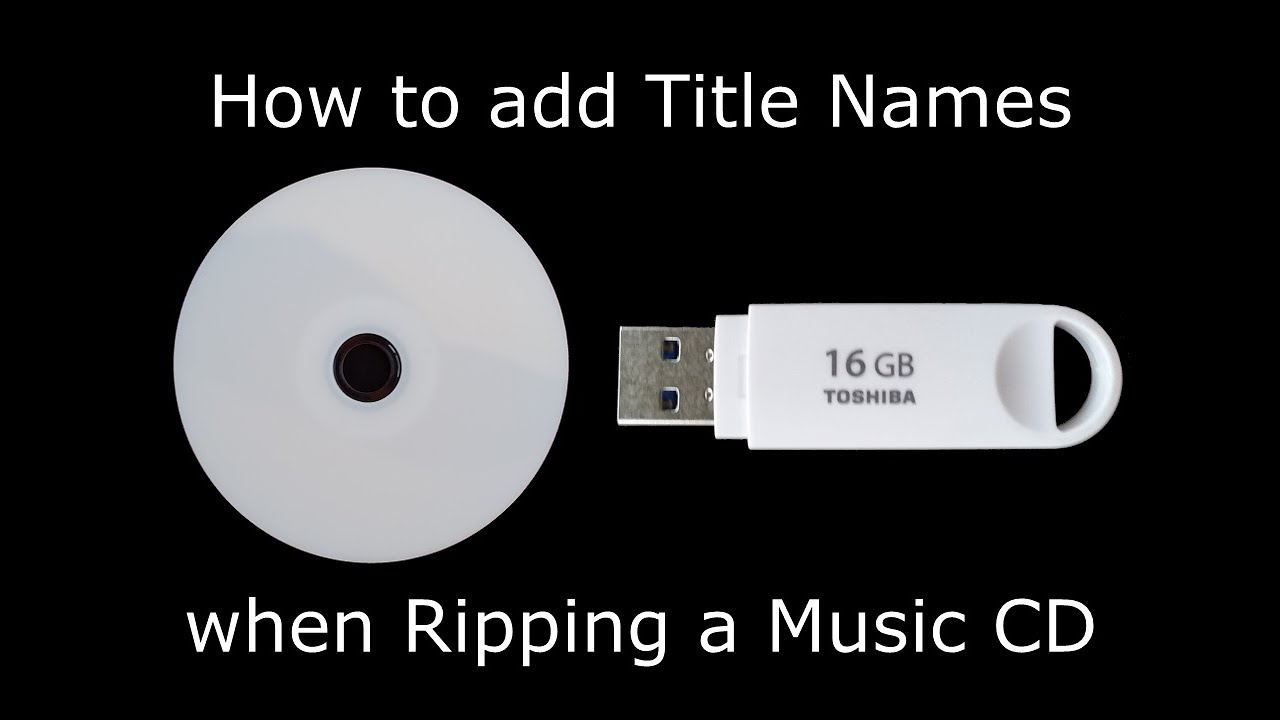 how to put music from youtube to cd