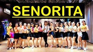 Señorita( #SENORITA ) Shawn Mendes, Camila Cabello | Zumba® Dance | Vishal Choreography | Vietnam