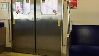 JR西日本201系大阪環状線  車内&車窓
