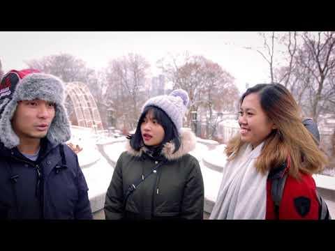 Mùa đông đầu tiên tại Toronto | Culture Magazin