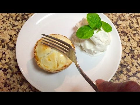 Trotter Chronicles 29 (Cooking With D-Trott)Mini Apple Raisin Pies