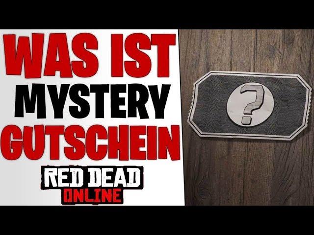 WAS IST DER GEHEIMNISSVOLLE GUTSCHEIN - Outlaw Pass 3 & Zukunft | Red Dead Redemption 2 Online