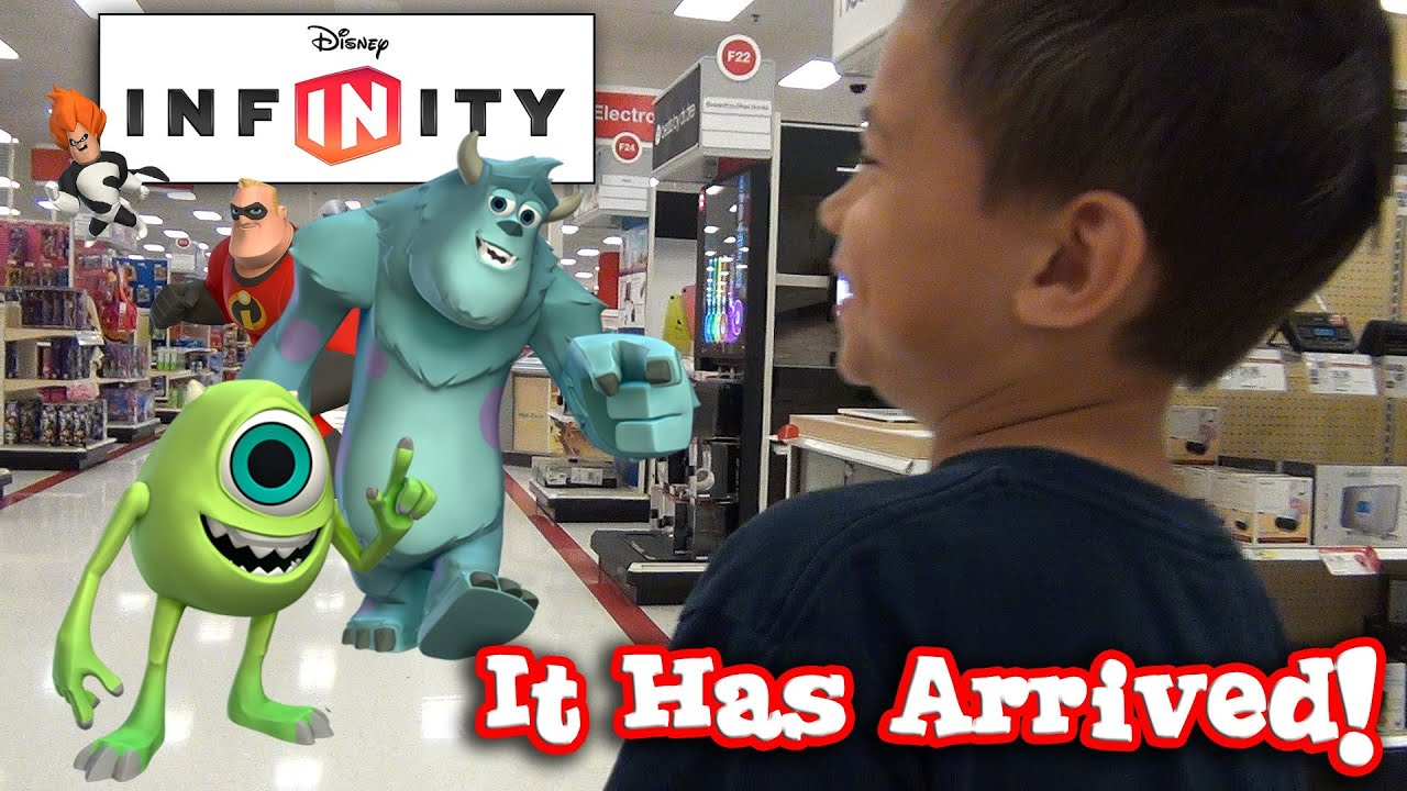 Disney Infinity Hunting Toys Quot R Quot Us Shopping Episode 3