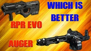 *BATTLE OF THE GUNS* | WHICH IS BEST!? | *AUGER BUFF | CALL OF DUTY INFINITE WARFARE