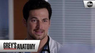Deluca Confronts His Father - Grey's Anatomy Season 15 Episode 17
