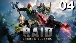 Raid Shadow Legends - Plarium - Part 4 Gameplay - iOS / Android / PC
