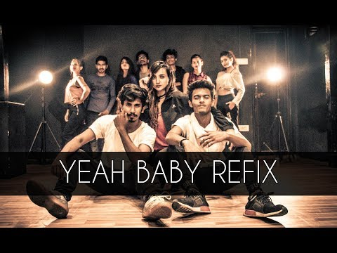 Yeah Baby | Garry Sandhu | Tejas Dhoke Choreography | Dancefit Live