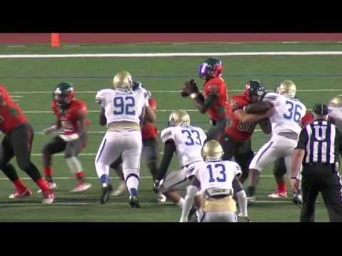 Garland ISD: 2016 Football Lakeview vs Naaman