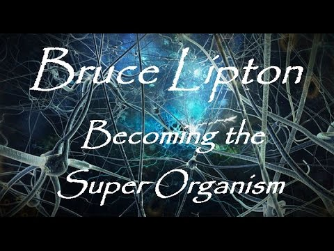 "Bruce Lipton - ""Becoming the Super Organism"""