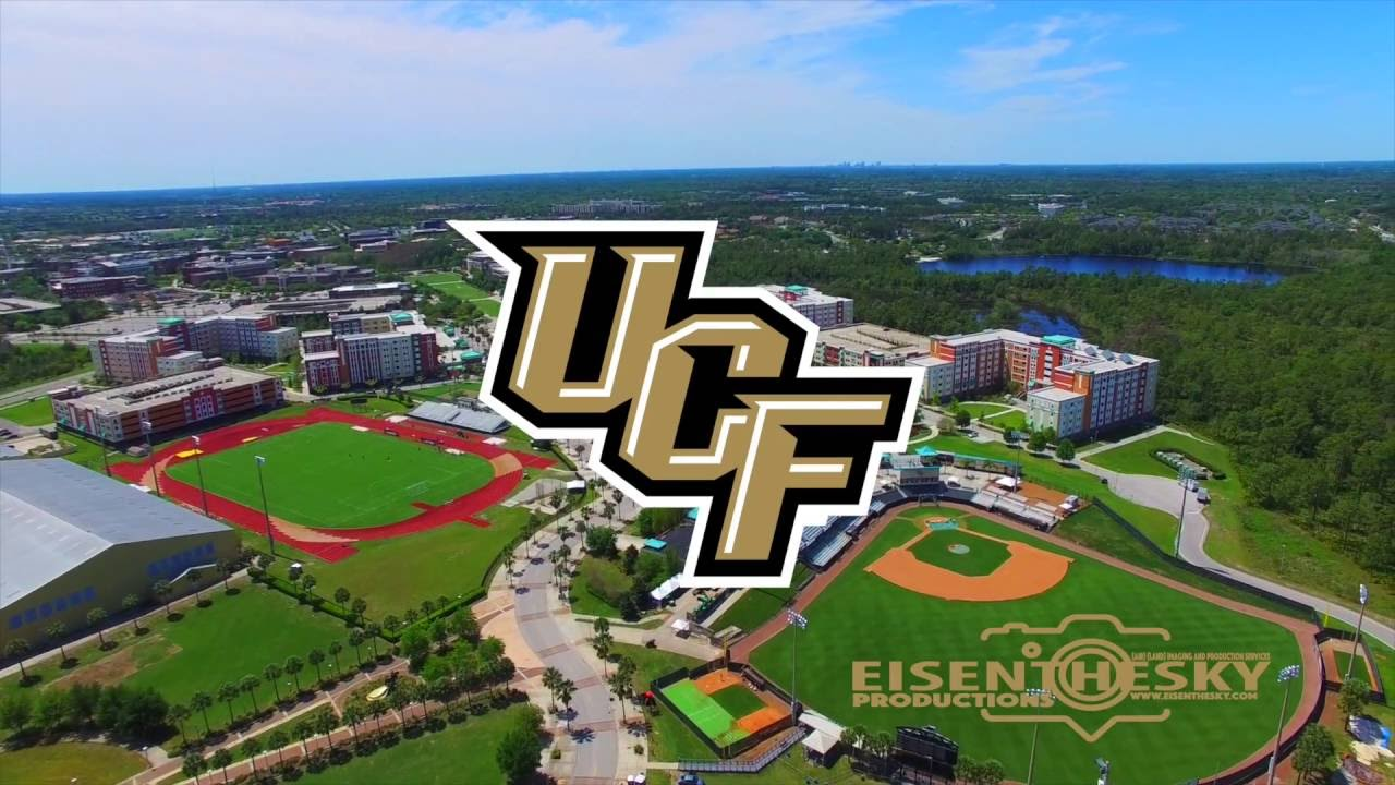 University of Central Florida (UCF Knights) Aerial Video ...