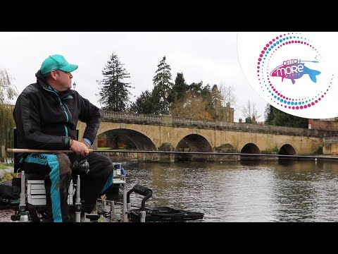 Dean Barlow Waggler Fishing On The River Thames