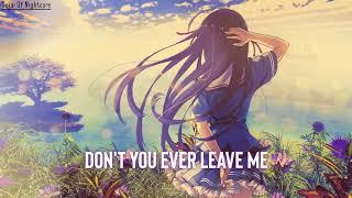[Nightcore] DON'T LEAVE ME ALONE // David Guetta & Anne Marie {By Kim's}