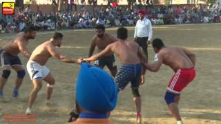 KOT DHARMCHAND (Tarn Taran) KABADDI CUP - 2016 || FULL HD || Part 2nd