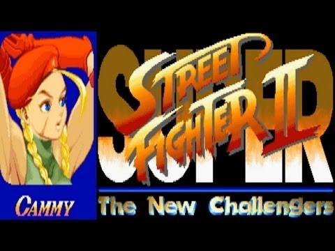 Super Street Fighter II - The New Challengers - Cammy (Arcade)