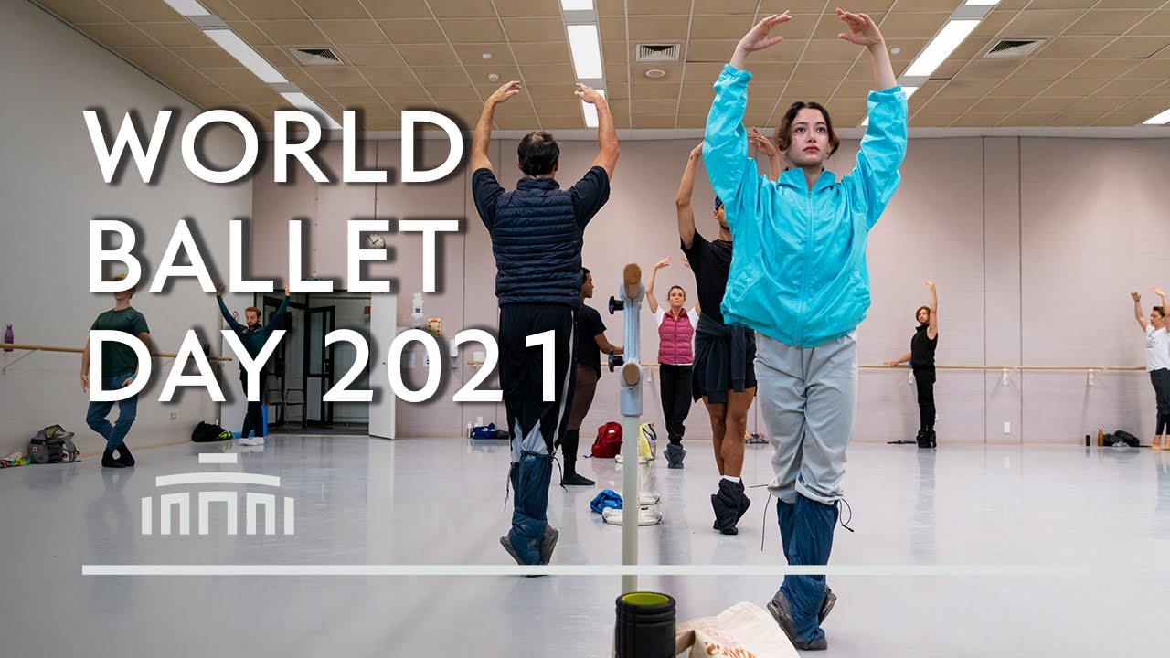 Download World Ballet Day 2021 - Full company class + sneak preview Raymonda - Dutch National Ballet