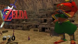 El rescate de los carpinteros/The Legend of Zelda: Ocarina of Time capítulo20