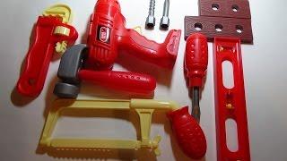 """Обзор игрушек. Набор инструментов """"Toolbox""""."""