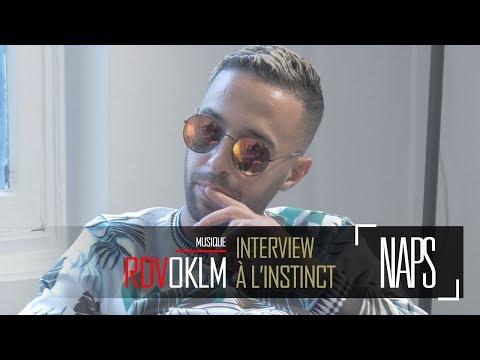 Youtube: NAPS » A L'INSTINCT » – RdvOKLM (Interview)