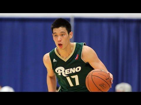 Jeremy Lin's NBA D-League Highlights