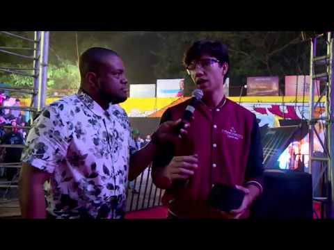 International Robowars - Techfest IIT Bombay Live Stream