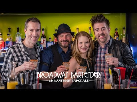 Broadway Bartender Episode 1: School of Rock the Musical
