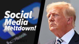 Trump Sues Social Media Companies