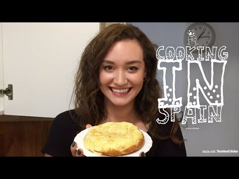 Cooking In Spain || Study Abroad
