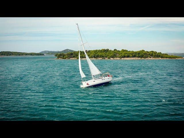 DANCE ON THE WIND | DJI Mavic 2 PRO in 30 knots WIND | DLOG-M LUT | Enterprise workhorse 😀