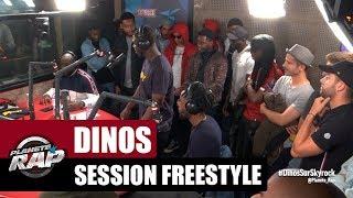 Session Freestyle Dinos, Take A Mic, Tuerie Balboa & Luidji #PlanèteRap