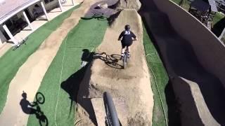 Backyard Pump Track/trails (POV)