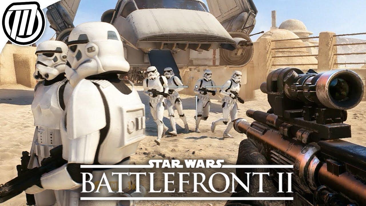 Star Wars Battlefront 2: GALACTIC ASSAULT Gameplay & GIVEAWAY