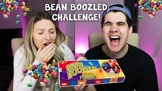 One of Kristen McGowan's most viewed videos: BEAN BOOZLED JELLY BEAN CHALLENGE! w/ Christian DelGrosso