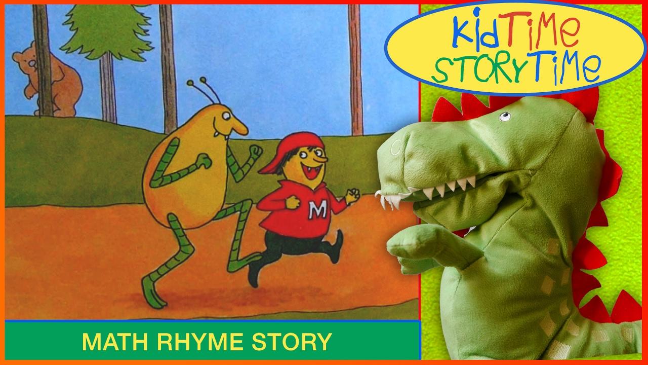 Math read popflyboys for Storybook nanny