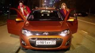LADA Kalina 2 Wagon Promotional Video