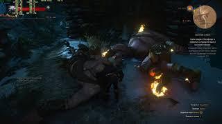 The Witcher 3: Лучший способ быстрого фарма опыта и дропа! No cheat!