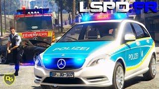 GTA 5 LSPD:FR #119 - Der STADTFLITZER! - Deutsch - Grand Theft Auto 5 LSPD First Response
