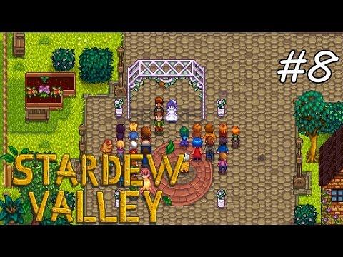 Stardew Valley - Episode 08 - จูบเลย จูบเลย