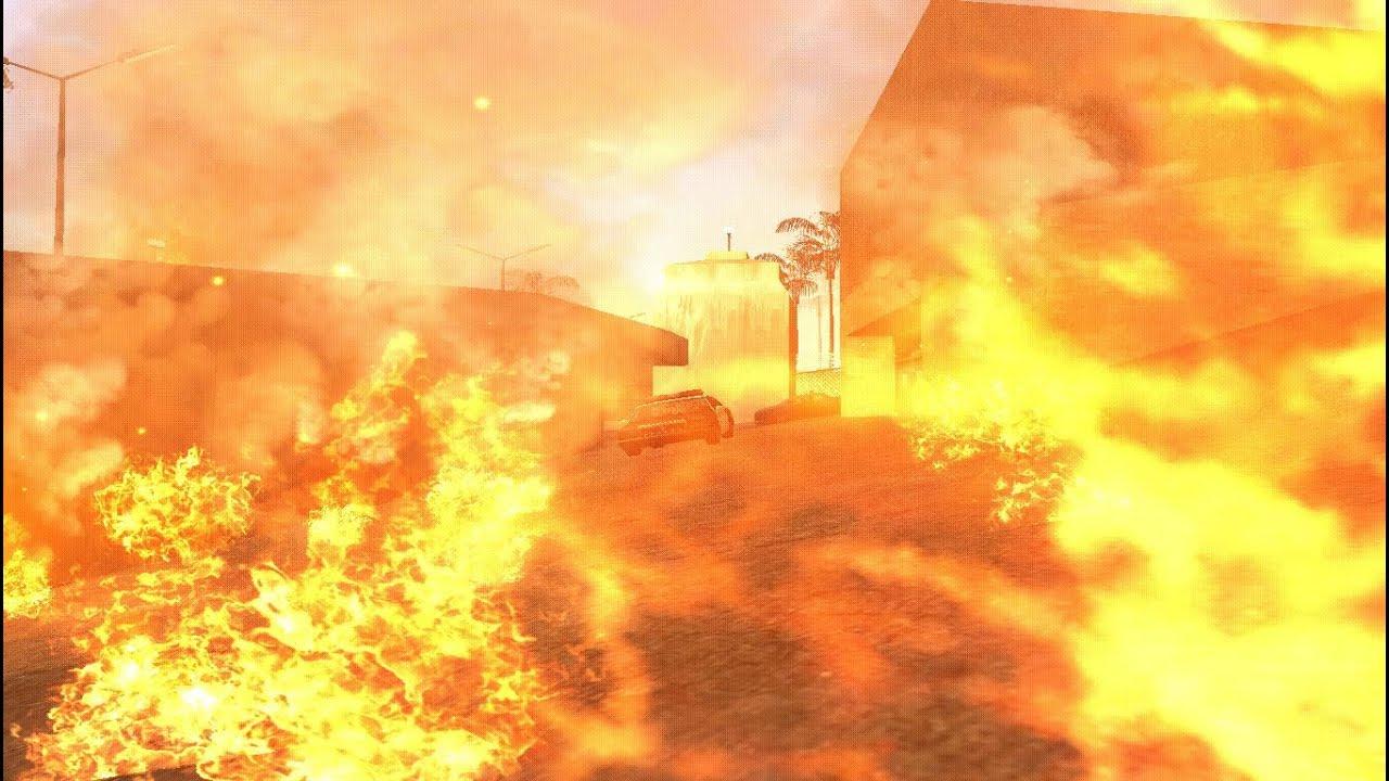 EAS SCENARIO: The Los Santos Riots {VALID TONES}