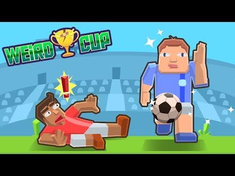 Weird Cup - Dumb & Crazy Soccer Mini Games