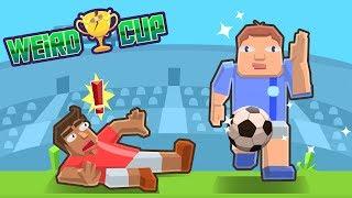 Weird Cup - Мини-игры в футбол